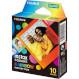 Папір для камер миттєвого друку FUJIFILM Instax Square Rainbow 10шт (16671320)