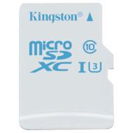 Карта памяти KINGSTON microSDXC 64GB UHS-I U3 Class 10 (SDCAC/64GBSP)