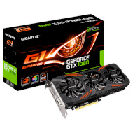 Видеокарта GIGABYTE GeForce GTX 1080 8GB GDDR5X 256-bit WindForce 3X G1 Gaming OC (GV-N1080G1 GAMING-8GD)