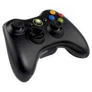 Геймпад MICROSOFT Xbox 360 Wireless Black