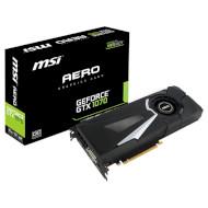 Видеокарта MSI GeForce GTX 1070 8GB GDDR5 256-bit Aero OC (GTX 1070 AERO 8G OC)