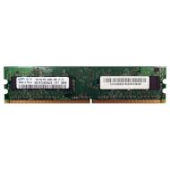 Модуль памяти SAMSUNG DDR2 800MHz 1GB (M378T2863QZS-CF7)