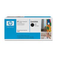 Тонер-картридж HP Q6000A Black