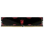 Модуль памяти GOODRAM IRDM Black DDR4 2400MHz 8GB (IR-2400D464L15S/8G)