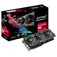 Видеокарта ASUS Radeon RX 580 8GB GDDR5 256-bit Strix Gaming Top Edition (ROG-STRIX-RX580-T8G-GAMING)