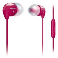 Наушники PHILIPS SHE3595PK/00 Pink