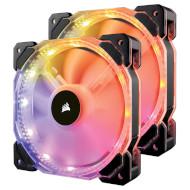Комплект вентиляторов CORSAIR HD140 RGB LED High Performance 2-Pack (CO-9050069-WW)