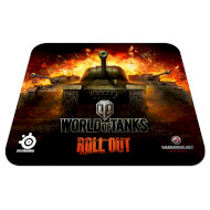 Игровая поверхность STEELSERIES QcK World of Tanks Edition