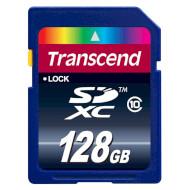 Карта памяти TRANSCEND SDXC Premium 128GB Class 10 (TS128GSDXC10)