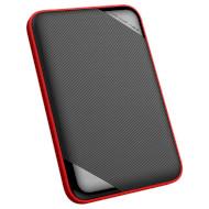 Портативний жорсткий диск SILICON POWER Armor A62 5TB USB3.2 Black/Red (SP050TBPHD62LS3K)