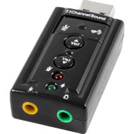 Внешняя звуковая карта DYNAMODE USB-Sound7