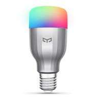 Умная лампа XIAOMI YEELIGHT Mi LED Smart Bulb White and Color E27 9Вт 1700-6500K (YLDP02YL/GPX4002RT)