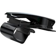 Автодержатель для смартфона BASEUS Mouth Car Mount Black (SUDZ-01)