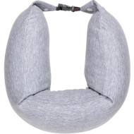 Подушка дорожная XIAOMI 8H Travel U-Shaped Pillow Gray