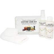 Чистящий набор для сумок из кожи FURNITURE CLINIC Leather Handbag Care Kit