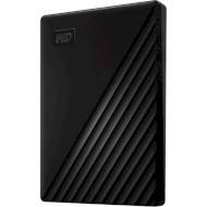 Портативный жёсткий диск WD My Passport 1TB USB3.2 Black (WDBYVG0010BBK-WESN)