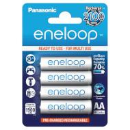 Аккумулятор PANASONIC Eneloop AA 1900мАч 4шт/уп (BK-3MCCE/4BE)
