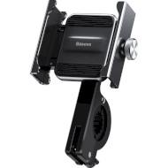 Велодержатель для смартфона BASEUS Knight Motorcycle Holder Black (CRJBZ-01)