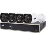 Комплект видеонаблюдения ATIS Kit 4ext 2Mp