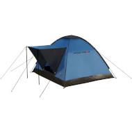Палатка 3-местная HIGH PEAK Beaver 3 Blue/Grey (10167)