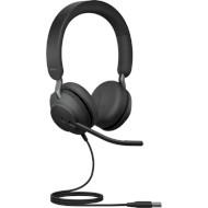 Гарнитура JABRA Evolve2 40 MS Stereo (24089-999-999)