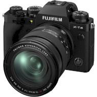 Фотоаппарат FUJIFILM X-T4 Black Kit XF 16-80mm F4 R OIS WR