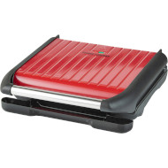 Электрогриль GEORGE FOREMAN Family Steel Grill Red (25040-56)