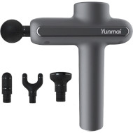 Массажный пистолет XIAOMI YUNMAI Muscle Massage Pro Basic Dark Gray (YMJM-551S)