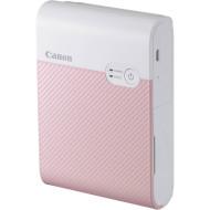 Мобильный фотопринтер CANON SELPHY Square QX10 Pink (4109C009)