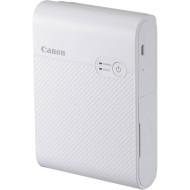 Мобильный фотопринтер CANON SELPHY Square QX10 White (4108C010)