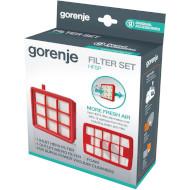 Набор фильтров GORENJE HF2303 для пылесосов серий VC/VCEB 3шт (466439)