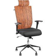 Кресло офисное BARSKY Eco Orange (G-4)