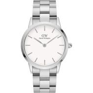 Часы DANIEL WELLINGTON Iconic Link 36mm Silver (DW00100203)