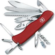 Швейцарский нож VICTORINOX Work Champ Slide Lock Red (0.9064)