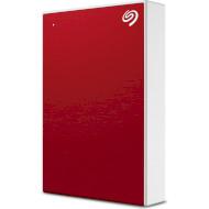 Портативный жёсткий диск SEAGATE One Touch 1TB USB3.2 Red (STKB1000403)