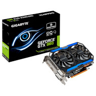Видеокарта GIGABYTE GeForce GTX 960 2GB GDDR5 128-bit WindForce 2X OC (GV-N960OC-2GD)