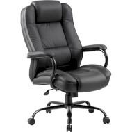 Кресло руководителя HOME4YOU Elegant XXL Black (29197)