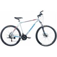 "Велосипед TRINX Majestic M116 Elite Expert White/Red/Blue 27.5"""