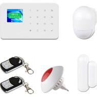 Комплект охранной сигнализации TECSAR ALERT Ward + Vox-R