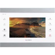 Видеодомофон SLINEX SL-07IPHD Silver/White