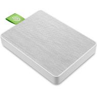 Портативный SSD SEAGATE Ultra Touch 1TB White (STJW1000400)