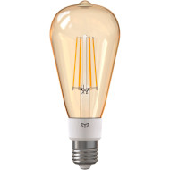 Умная лампа XIAOMI YEELIGHT Smart LED Filament Bulb E27 6Вт 2000K (YLDP23YL)