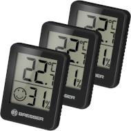 Термогигрометр BRESSER Temeo Hygro Indicator Set 3шт Black (7000010CM3000)