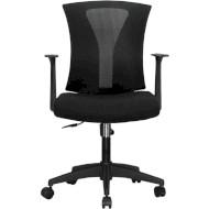 Кресло офисное BARSKY Mesh Black (BM-07)