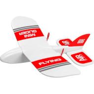Самолёт KFPLAN KF606 White/Red 180mm RTF