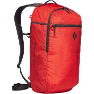 Туристический рюкзак BLACK DIAMOND Trail Zip 18 Hyper Red (6812296002ALL1)