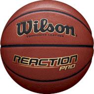 Мяч баскетбольный WILSON Reaction Pro Size 6 (WTB10138XB06)