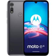 Смартфон MOTOROLA Moto E6i 2/32GB Meteor Gray (E6I 2/32GB METEOR GREY)