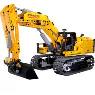 Конструктор ONEBOT Excavator Builder 974дет.