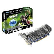 Видеокарта ASUS GeForce 210 1GB GDDR3 64-bit Silent (EN210 SILENT/DI/1GD3/V2(LP))